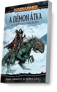 Az első sötételf kötet Warhammerhez