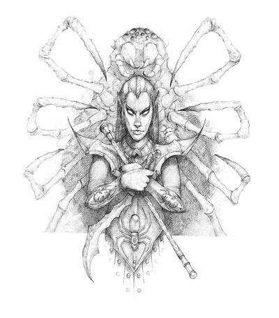Nyolckarú istennő